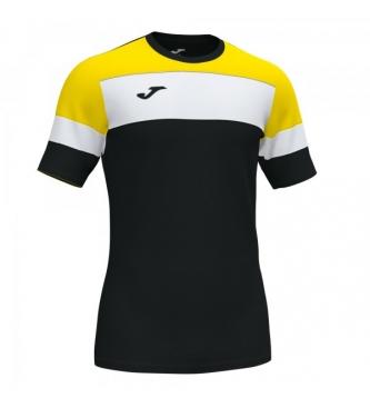 Joma  Camiseta Crew IV amarillo