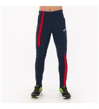 Joma  Pantalones Supernova marino, rojo