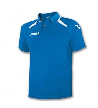 Joma  Polo Champion II royal blue, white