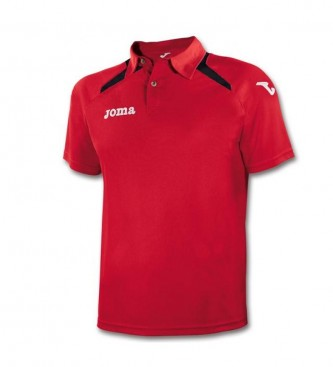 Joma  Polo Champion II red, black
