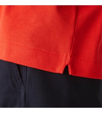 Lacoste Classic Fit Polo L.12.12 red