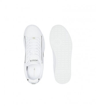 Lacoste Sneakers Court bianche in pelle