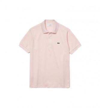 Lacoste Polo L1212 rosa
