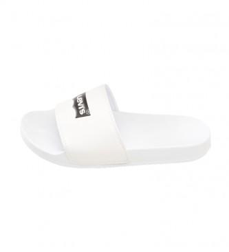 Levi's Flip Flops June Batwing S white
