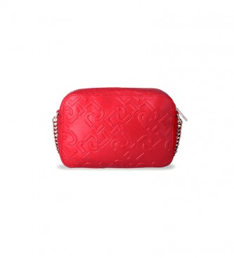 Liu Jo Shoulder bag AA1331 E0538 red -23x16x8cm