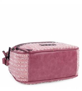 Lois Bolso bandolera 306683 -24x17x10cm- rosa