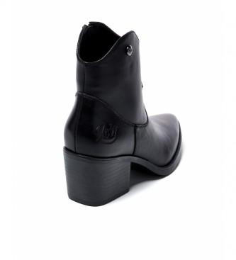 Lois Botas de tornozelo 85720 preto -Altura do calcanhar: 5 cm