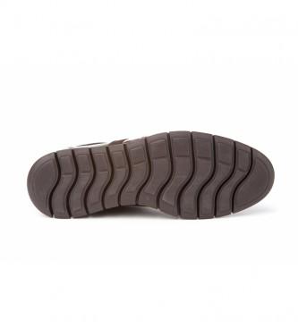 Mañas Scarpe in pelle marrone 1624