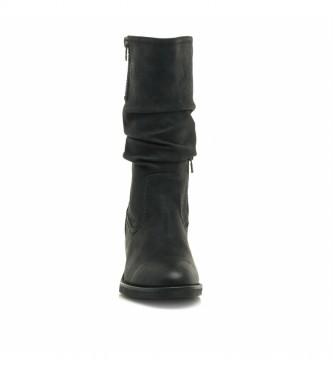 MARIAMARE Botas 62612 preto -Altura do calcanhar: 5 cm