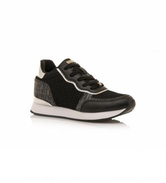 MARIAMARE Sneakers 68021 black -Height wedge: 5 cm