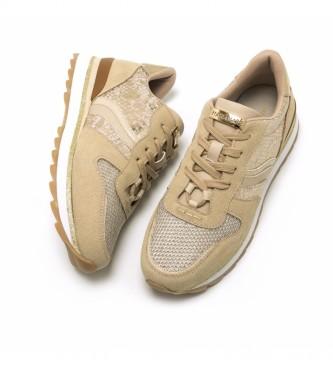 MARIAMARE Sneakers 68102 bege