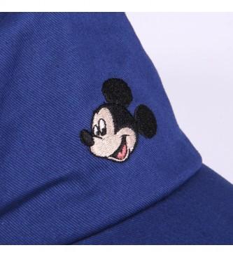Cerdá Group Gorra Premium Bordado Mickey azul