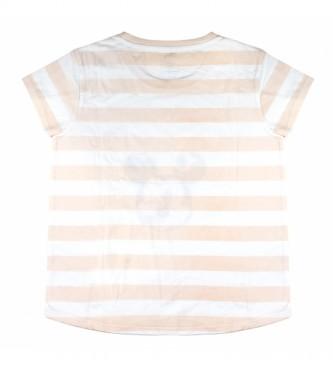 Cerdá Group Pyjama Short Single Jersey Minnie blanc
