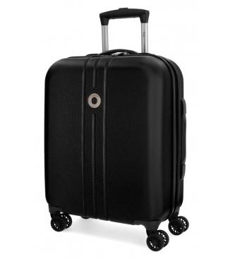 Movom Movom valise cabine Riga rigide 55cm Noir