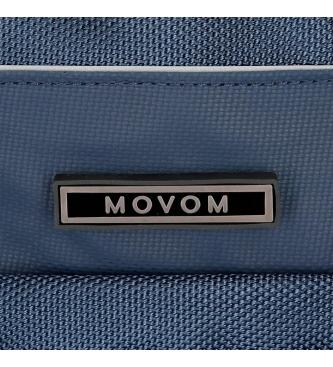 Movom Big Bum sac Movom Clark Bleu -44x14,5x8cm