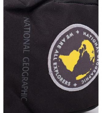 National Geographic Nova mochila Explorer em cáqui -15x12,75x37cm