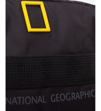 National Geographic Borsa da toilette New Explorer nera -23x15x10cm