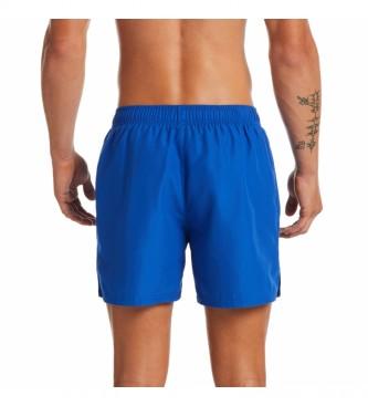 Nike Fato de banho Diverge azul