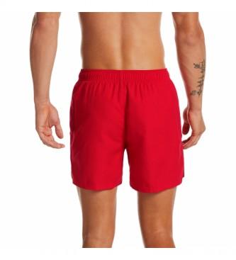 Nike Fato de banho Diverge vermelho