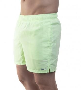 Nike Fato de banho Nike Classic Fluor Green - Comprimento da perna: 38cm