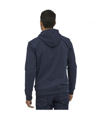Patagonia Men's P-6 Label Uprisal sweatshirt grey
