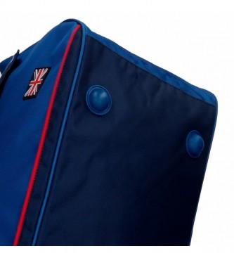 Pepe Jeans Pepe Jeans Overlap travel bag -52x29x29cm