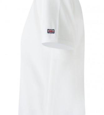 Pepe Jeans Maglietta Zaidas bianca