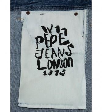 Pepe Jeans Calças Blue Cash Jeans