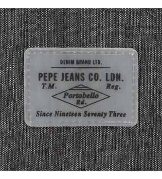Pepe Jeans Zaino adattabile per computer portatile 15,6