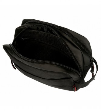 Pepe Jeans Adaptable Toilet Bag Pepe Jeans Bromley black -26x16x12cm