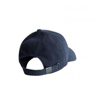 Pepe Jeans Cappello blu navy soleggiato
