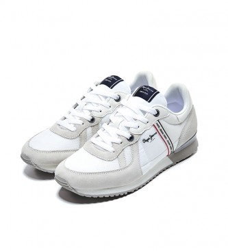 Pepe Jeans Trainers Tinker Zero 21 branco