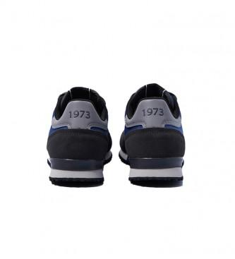 Pepe Jeans Sneakers Tinker Zero Tape cinza escuro