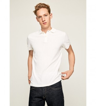 Pepe Jeans Polo Vincent white