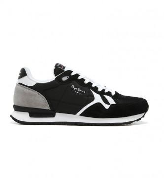 Pepe Jeans Sneakers Britt Man Basic rosse