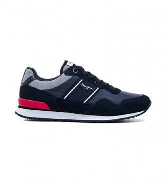 Pepe Jeans Shoes Cross 4 Marinheiro da Marinha