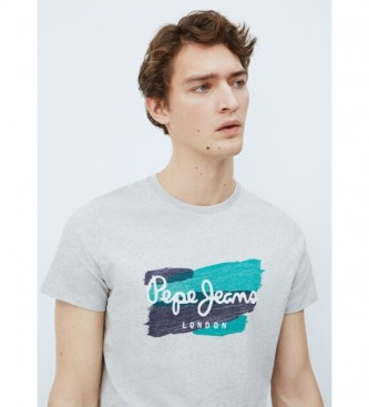 Pepe Jeans Aitor grey T-shirt