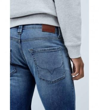 Pepe Jeans Bermuda Cash en denim bleu