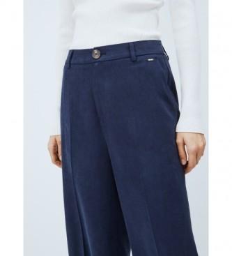 Pepe Jeans Pantalon Charis bleu marine