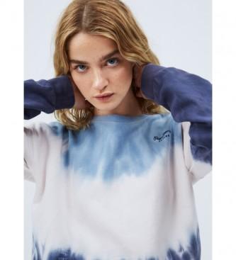 Pepe Jeans Tracys sweatshirt blue