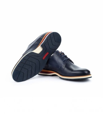 Pikolinos Leather shoes Arona M5R blue