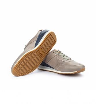 Pikolinos Liverpool M2A chaussures en cuir beige