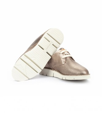 Pikolinos Leather shoes Vera W4L gold