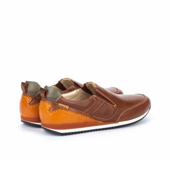 Pikolinos Zapatos de piel Liverpool M2A cuero
