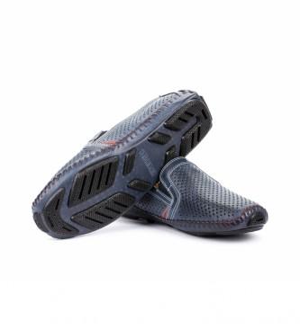 Pikolinos Scarpe in pelle Jerez 09Z blu