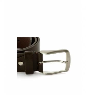 Privata Ceinture en cuir CIPR73517 marron