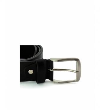 Privata Leather belt CIPR73517 black