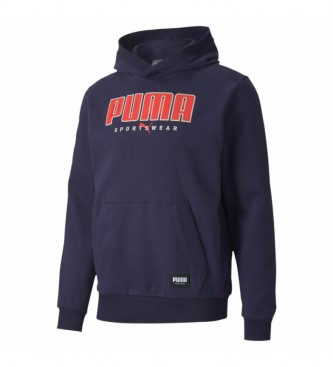 Puma Athletics FL marine sweatshirt