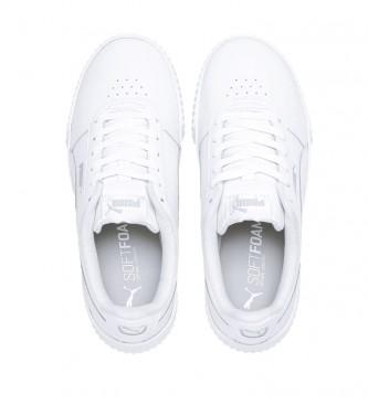 Vagabundo dormir Cereal  Comprar Puma Zapatillas Carina L blanco - Tienda Esdemarca moda, calzado y  complementos - zapatos de marca y zapatillas de marca