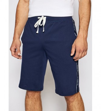Ralph Lauren Shorts Slim Sleep Bottom Navy